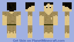 Poor guy Minecraft Skin