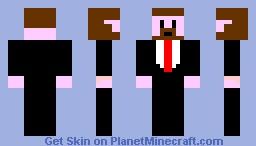 Mr Popular Minecraft Skin
