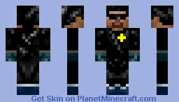 Famous Teenager Minecraft Skin