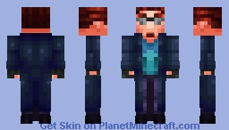 Would You Like to Sign My Petition? Postal 2 Dude Minecraft Skin
