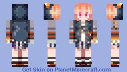 Kimerunda happii choisu Minecraft Skin