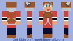 snss pratty Minecraft Skin