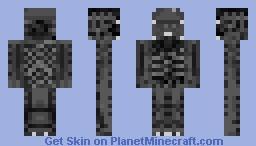 predalien Minecraft Skin