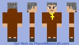 Priest Minecraft Skin