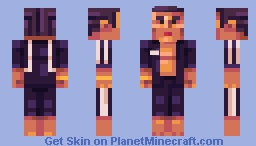 Pretty Boy Minecraft Skin