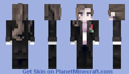 The Most Important Question Minecraft Skin