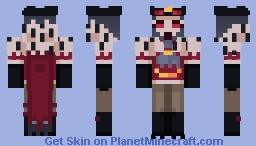 [ prince stolas ] - helluva boss Minecraft Skin