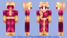 Princess Minecraft Skin