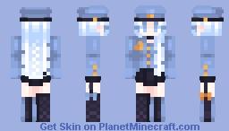 ❄️ Officer Isolde ❄️ Minecraft Skin