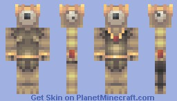 Prizor, The God of Sight (15th place!) Minecraft Skin
