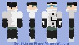 Professer-Membrane/Dad Minecraft Skin