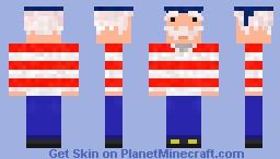 Professor Speks Minecraft Skin