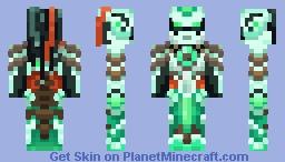 Program Nami Minecraft Skin
