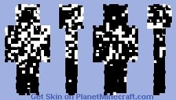 programming error. Minecraft Skin