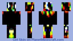 Randomness Minecraft Skin