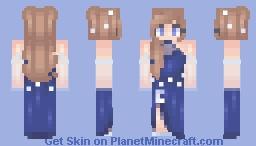 -+𝓣𝓱𝓮 𝓟𝓻𝓸𝓶 𝓠𝓾𝓮𝓮𝓷+- Minecraft Skin