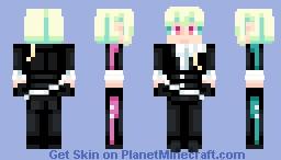 Promare Lio Fotia Minecraft Skin