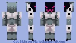 Protogen Minecraft Skin