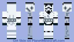 Stormtrooper Minecraft