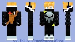 Hunter Gamer (My skin on TLaucher) [version 1.1.8] Minecraft Skin