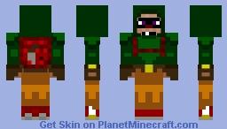Parkor Swift Minecraft Skin