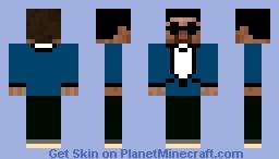 p.s.y (gangman style) Minecraft Skin