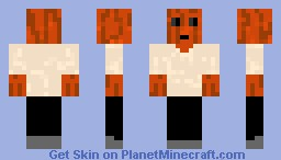 Pumpkin-Brains Minecraft Skin