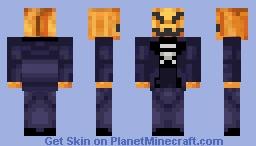 Pumpking Minecraft Skin
