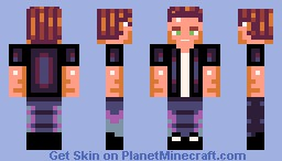 Punk (peytonisgreat's Contest) Minecraft Skin