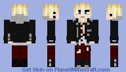 I Wanna Be - (A Remake) Minecraft Skin