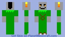 Tavros Nitram - Pupa outfit Minecraft Skin