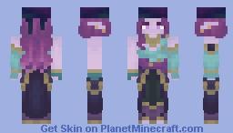 Arrrgh...? Minecraft Skin