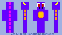 Purple Dragon(Contest Entry) Minecraft Skin