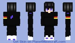 """PvP Boy """"Remake"""" Minecraft Skin"""