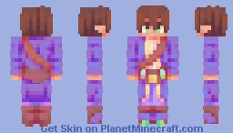🧪 Silvester . Request 🧪 Minecraft Skin
