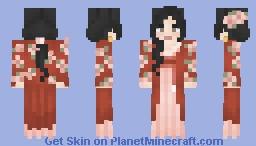 [LOTC] Plum Blossom [FTU] Minecraft Skin