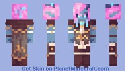 qistan Minecraft Skin