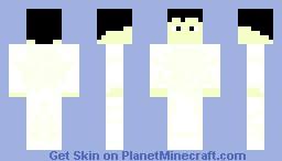 Star Trek Q (Tapestry) Minecraft Skin