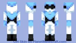 Deltarune - Queen Minecraft Skin