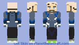 Pietro Maximoff | Quicksilver - MCU Minecraft Skin