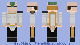 Borderlands 3 - Quinn Minecraft Skin