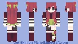 Felicia Minecraft Skin