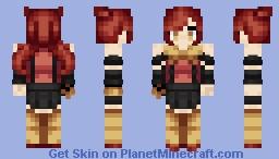 [[FNAF - Yet Newer, Yet Fancier]] [[Request]] Rockstar Foxy Minecraft Skin