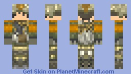 R75TH Minecraft Skin