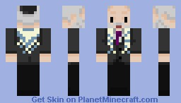 Rabbi Minecraft Skin