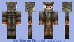Radagast the Brown Minecraft