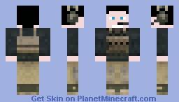Us marine Minecraft Skin