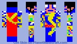 RaemodianJedi-RaeTagadalena Minecraft Skin