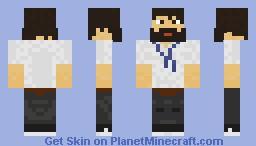 Rafa Minecraft Skin