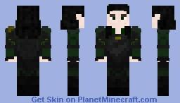 Marvel - Loki Skin [Ragnarok + Sakaar Colourway] Minecraft Skin